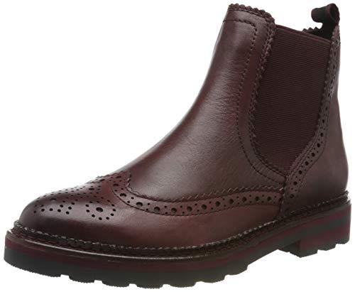 MARCO TOZZI Damen 2-2-25440-23 Chelsea Boots, Rot Bordeaux Ant 507, 37 EU