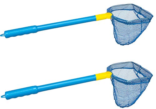 EGO Floating Bait Net, Great for Live Wells, Compact and Durable Plastic That Floats, Salt &...