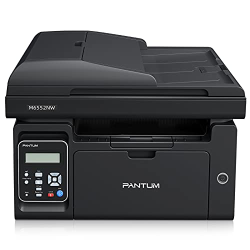 Pantum M6552NW Monochrome Multifunctional All-in one Wireless Networking Laser Printer