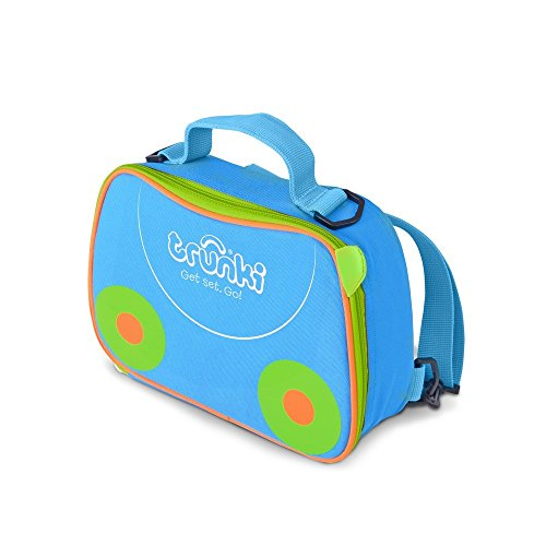 Trunki - Mochila para almuerzo y excursion, color azul