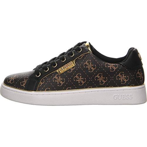 GUESS, BANQ Black FL7BAN FAL12, Zapatillas para Mujer