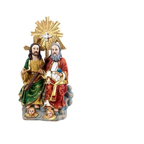 REGALOS LLUNA Sagrada Trinidad (15 cm)