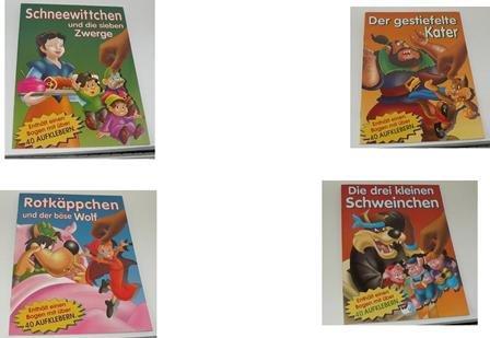 Preisvergleich Produktbild Idena 5031936 Märchenbuch für Spaß am lernen - 1 Stück aus dem Sortiment