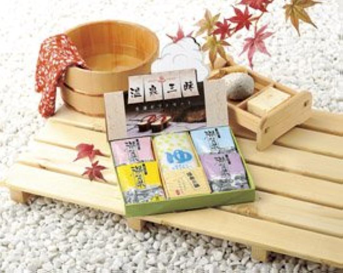 しわ観察口温泉三昧 名湯ギフトセット 1ケース60個入り(1個単価¥415)