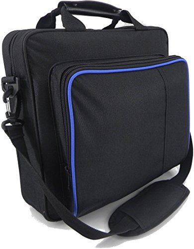 PS4 Slim & PS4 Travel Bag - by LVL99Gear