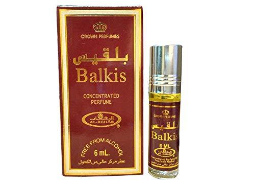 Al Rehab Balkis al rehab 6ml parfümöl hochwertig orientalisch arabisch oud misk musk
