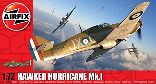 エアフィックス 1/72 イギリス空軍 ホーカー ハリケーン Mk.1 プラモデル X-1010A