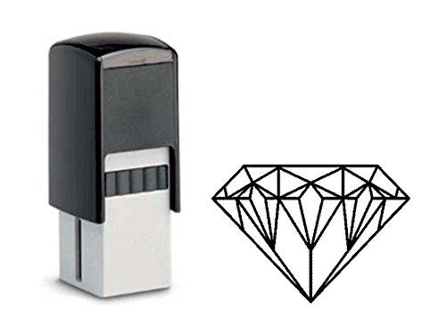 Bonuskartenstempel DIAMANT - Stempel 10 x 10 mm