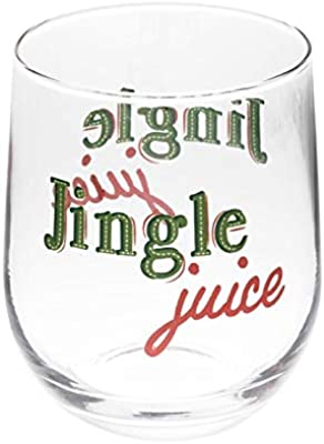 Jingle Juice Glassware