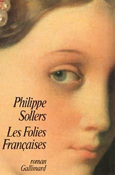 folies françaises: roman 2070713555 Book Cover