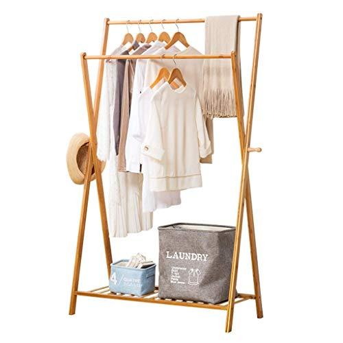 YISUNF Perchero Ropa y Prendas de Vestir Abrigo de Rack Rack