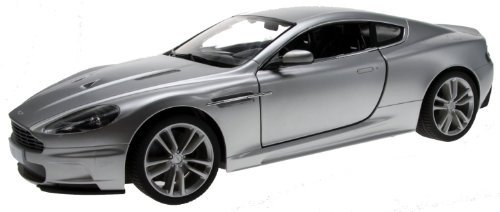 Bester der welt Aston Martin Vanquish, Blau, Automodell, fertiges Modell, Welly 1:24