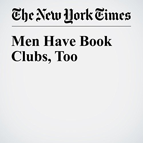 Men Have Book Clubs, Too cover art