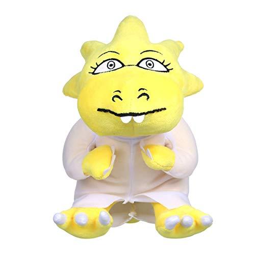 CHENPINBH Plüschtiere Plüschspielzeug Kinder Geschenk (Color : Alphys)