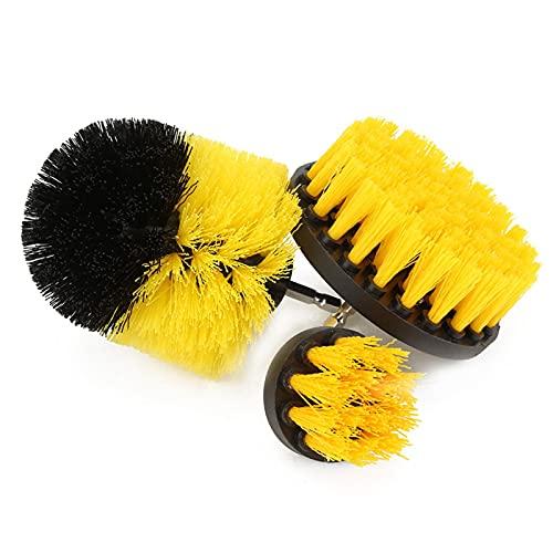 Ladieshow - Cepillo de limpieza de 3 uds.