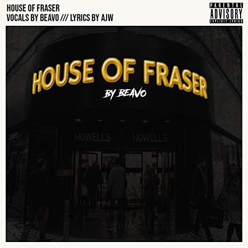 Top 10 der meistverkauften Liste für house of fraser