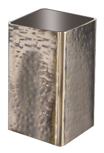 American Metalcraft HMSPH2 Stainless Steel Hammered Sugar Holder