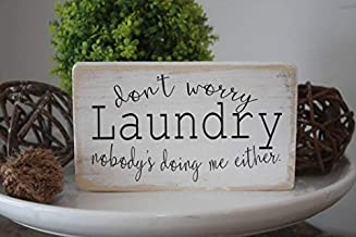 don t worry laundry