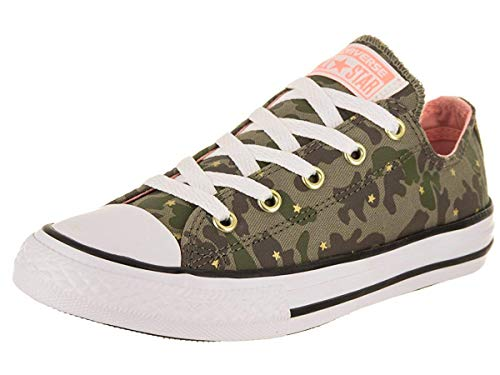 Converse All Star ox Surplus Crimson Pulse Girls Kids/Youth/Big Kids Shoes Low
