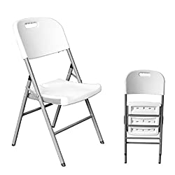 440 Lbs Weight Capacity Folding Chair