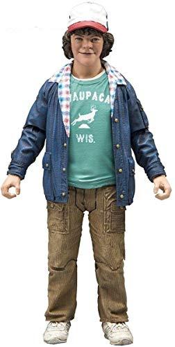 Stranger Things- Wave 2 Dustin Action Figure, Multicolore, Taglia Unica, MF130195