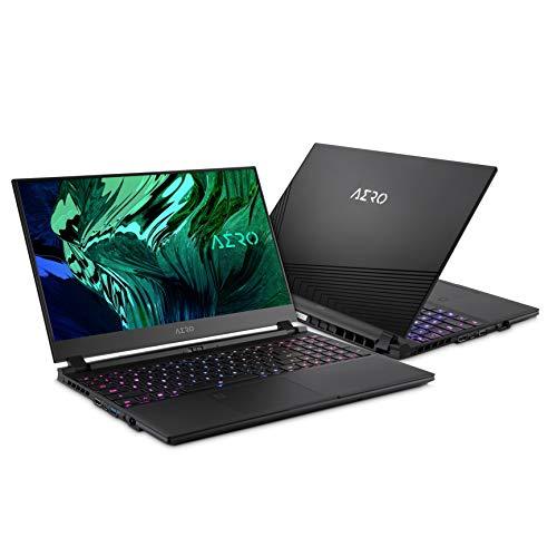 Compare Gigabyte AERO 15-YC (AERO 15 OLED YC-9UK5760SP) vs other laptops