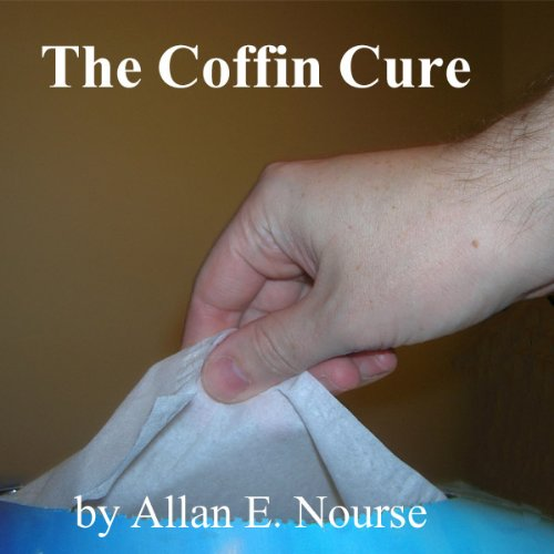 The Coffin Cure audiobook cover art