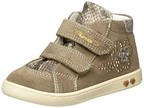 PRIMIGI Baby Mädchen PLK 64042 First Walker Shoe, Marmotta/Taupe,24 EU