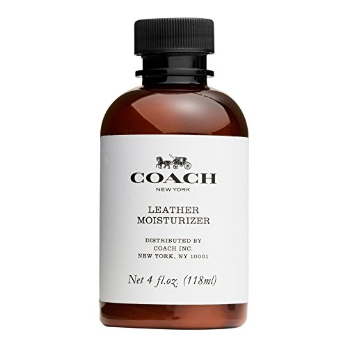 NEW COACH Leather Moisturizer 4-oz.
