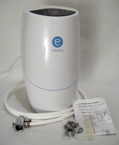 Wasserfiltersystem für vorhandenen Wasserhahn (Installation oberhalb der Arbeitsfläche) eSpring™ - 1 Stück - Amway - (Art.-Nr.: 100188)