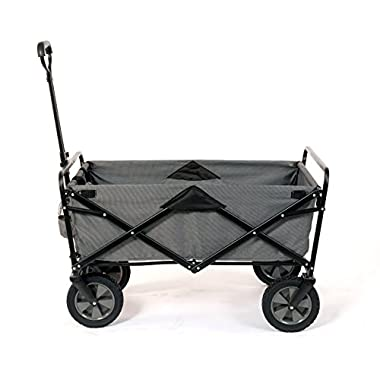 Mac Sports Folding Garden Utility Wagon