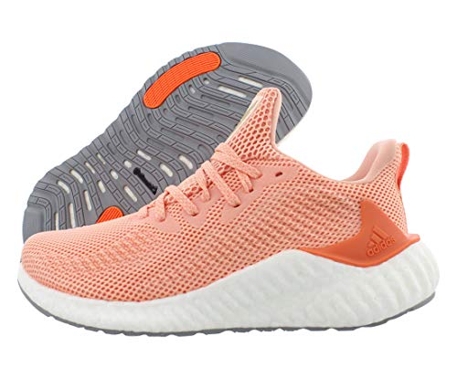 adidas Mens Alphaboost Running Sneakers Shoes - Pink - Size 9.5 D