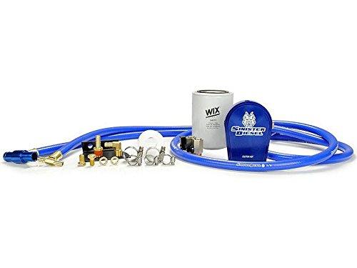 Sinister Diesel Coolant Filtration System Kit (SD-COOLFIL-6.4-W) for...