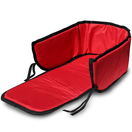 Flexible Flyer Pad for Baby Pull Sleigh, Toddler Boggan Sled Cushion