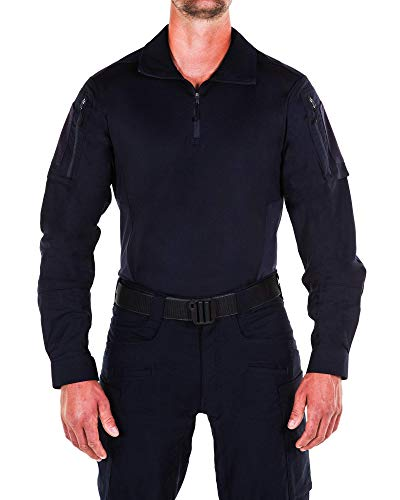 First Tactical Haut, Bleu Marine, XXL Homme