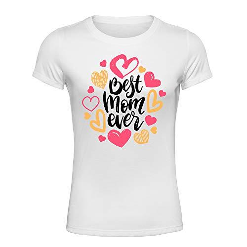 My Digital Print Camiseta idea regalo para el día de la madre,...