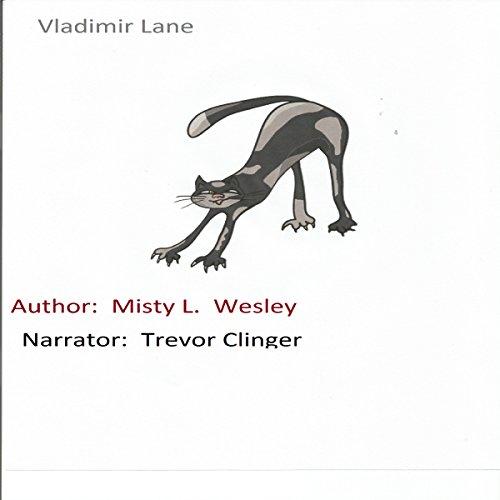 Vladimir Lane audiobook cover art