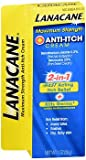 Lanacane Maximum Strength Anti-Itch Cream - 1 oz, Pack of 6