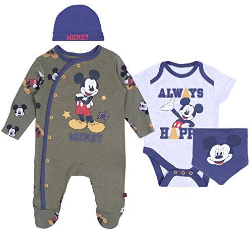 Ensemble Mickey Disney pour bébé, Bleu Marine 0-1 m 50 cm