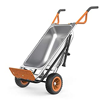WORX Aerocart Two Wheel Wheelbarrows