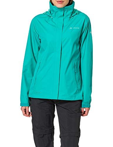 VAUDE Damen Jacke Women's Escape Light Jacket, Riviera, 48, 03895