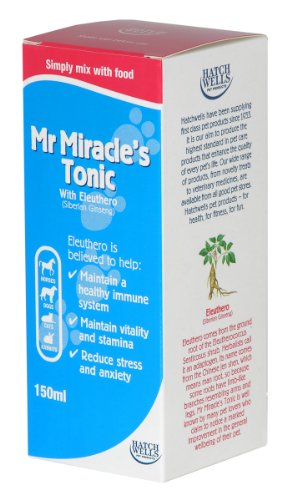 Hatchwell Mr Miracles Tonic Mixture 150ml