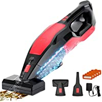 Manli Portable Rechargeable Cordless Handheld Vacuum Cleaner with HEPA Filter