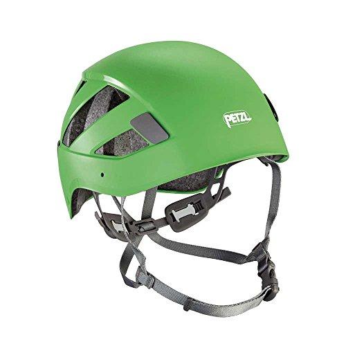 PETZL Erwachsene BOREO Helmet Lime Green S/M Kletterhelm, (48-58 cm)
