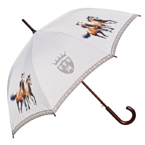 Motiv-Regenschirm Pferd - (5807A)