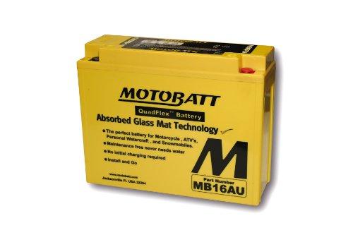 Batteria Motorize-Motobatt MB16AU