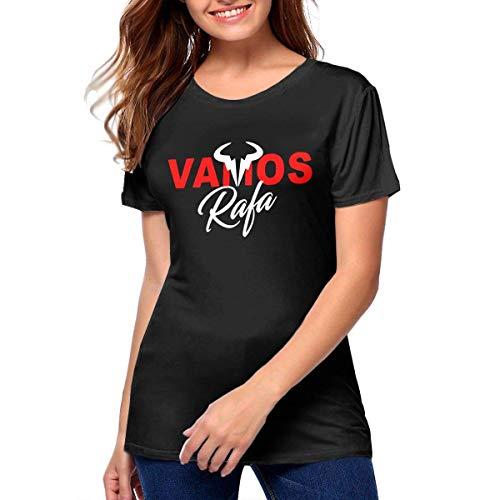 Camiseta para Mujer Vamos Rafa Rafael Nadal Tennis Star