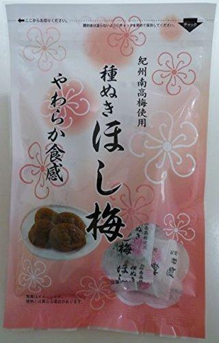 マルチョウフーズ『種ぬきほし梅』