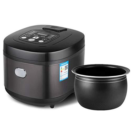 Grosse Kapazität Reis Kocher 5L Multi-Herd Mit Warmhaltefunktion Intelligenter Termin-Kochtopf Haushalts-Stewpot Für 2-8 Personen
