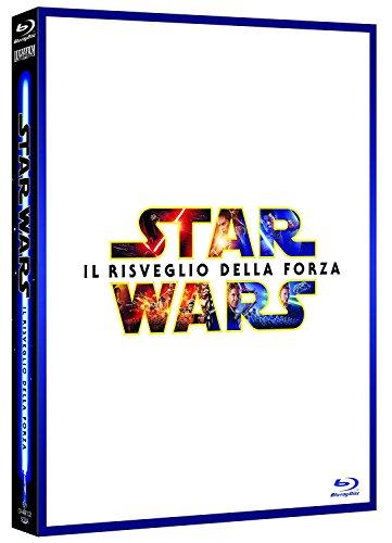 Star Wars - Il Risveglio della Forza Fascetta Bianca (Blu-Ray + DVD Contenuti Speciali)